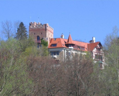 VERMIETET! Erstbezug einer schönen Doppelhaushälfte in Pullach