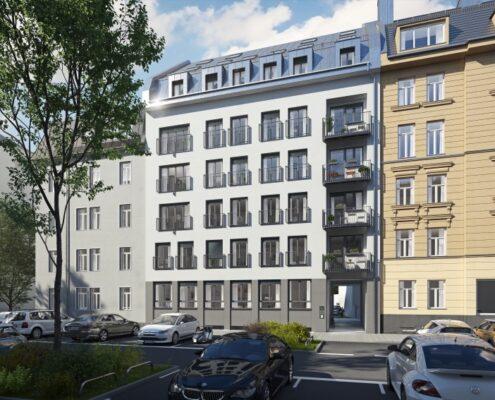 VERKAUFT!  Anspruchsvolle 1-Zimmer-Wohnung in München - Bestlage Glockenbachvierte
