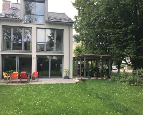 Reserviert! Moderne Doppelhaushälfte in ruhiger Lage von Riemerling
