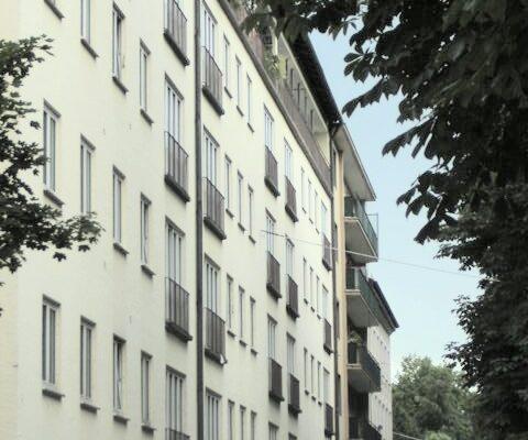 Herrliche 3-Zimmer-Wohnung in München Bestlage - direkt an der Isar in der Au