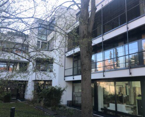 VERMIETET! Moderne Büroetage mit 7 Räumen in guter Lage am Innsbrucker Ring