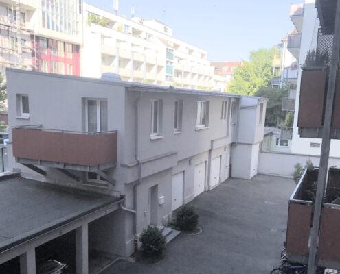 Bürohaus mit 4 Büroräumen und Balkon - Zentral gelegen in der Arcisstr. / Schellingstr.