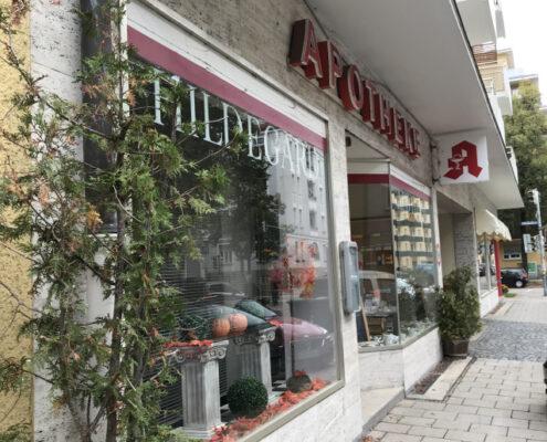 Ladeneinheit in guter Lage in Schwabing, Hiltensperger- Ecke Elisabethstraße