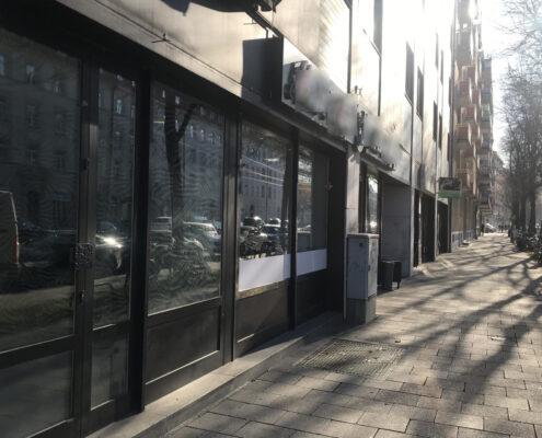 RESERVIERT! Ladeneinheit in guter Lage in München-Schwabing