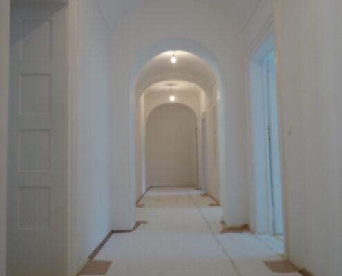 VERMIETET! Aufwendig generalsanierte 5-Zimmer-Altbau-Wohnung mit Balkon am Friedensengel in Bogenhausen