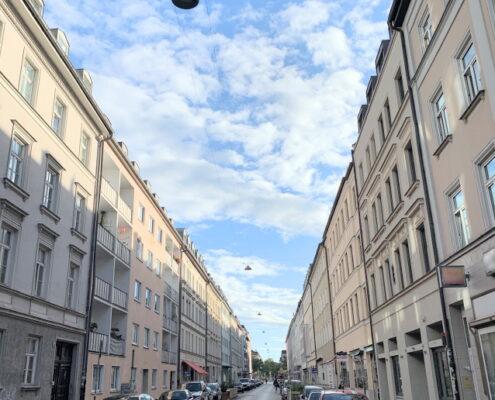 Laden-oder Büroeinheit in bester Lauflage zwischen Gärtnerplatz und Fraunhoferstraße