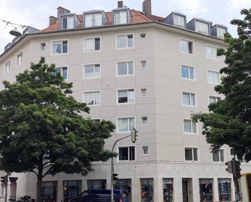 Singlewohnung! Sanierte 2-Zimmer-Wohnung in Bestlage Glockenbachviertel, Nähe Gärtnerplatz